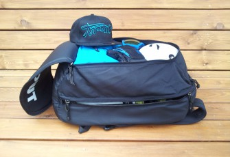 Рюкзак TWOOWT BACKPACK Black