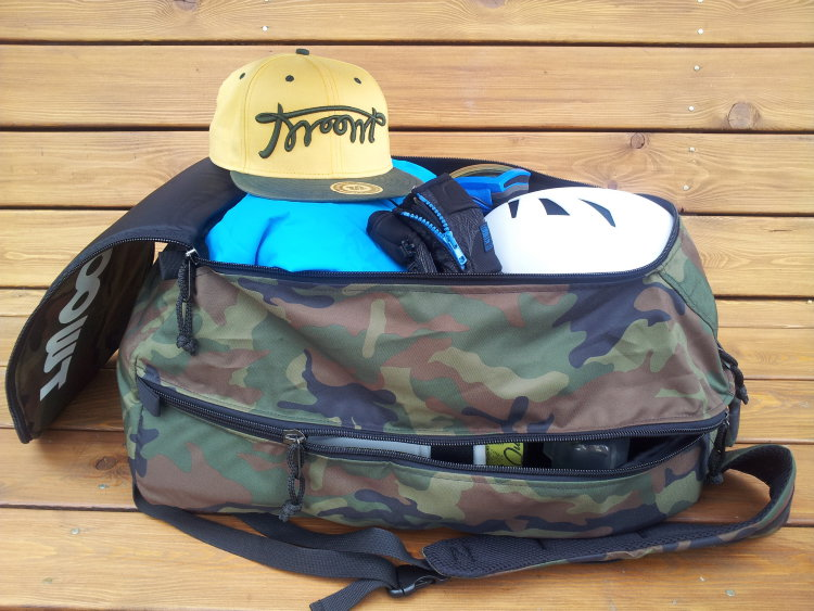 Рюкзак TWOOWT BACKPACK Khaki
