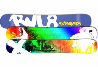 RVL8 2015 'Rockered' Blunt XL 100